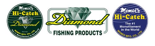 Diamond Fishing Logo